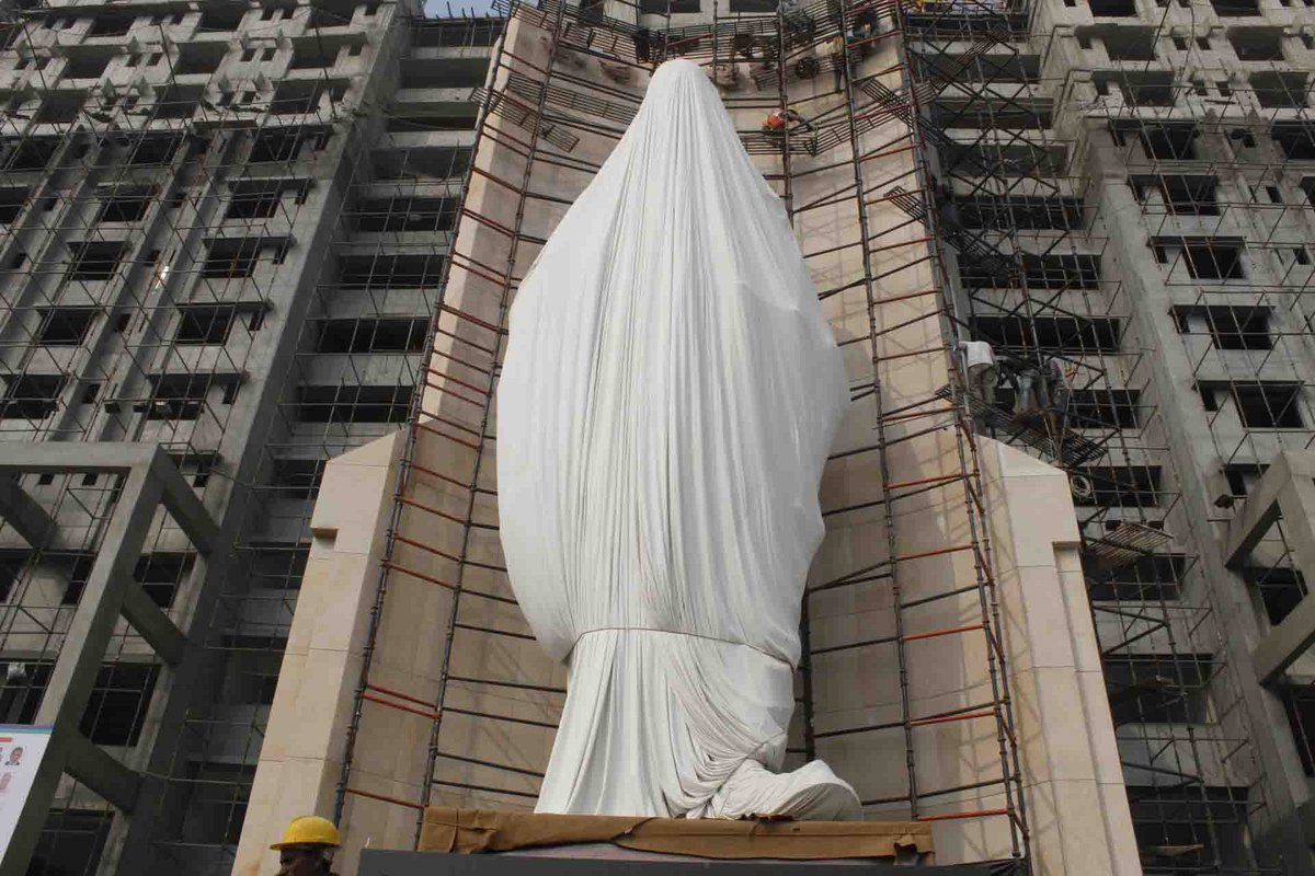 World's second tallest statue of Sardar Patel to be unveiled in Ahmedabad tomorrow