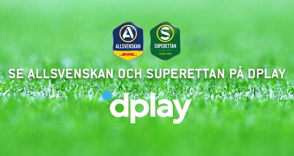 Dplay Sport On Twitter Det Forsta Paketet Med Manadsbetalning For Allsvenskan Och Superettan Finns Nu Tillgangligt Las Mer Har Https T Co Vafdpgplmb Ps Snart Slapps Aven Arspaket For 299 Kr Manad Https T Co Vq4hlzxhih