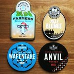 Image for the Tweet beginning: Today's #tryjanuary #cask lineup... Throughout