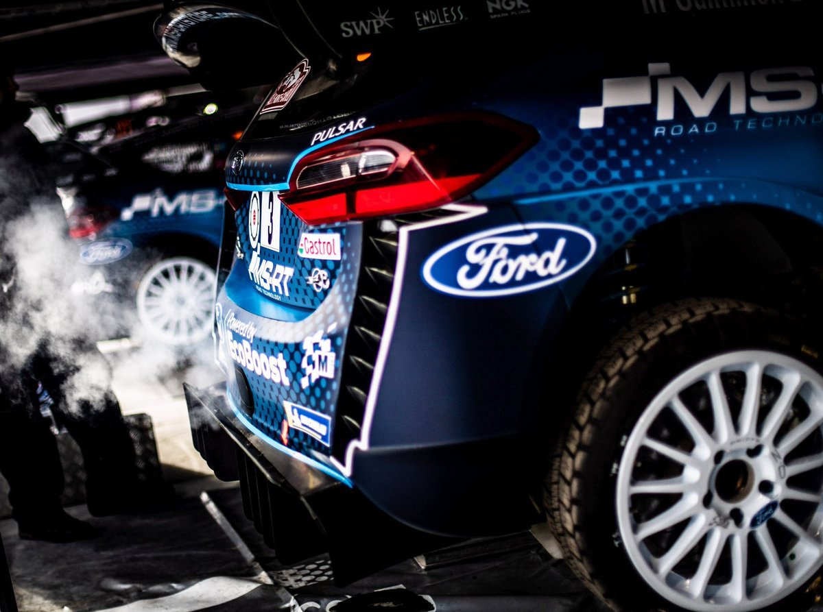 Extremely happy to announce that we will be joining M-Sport Ford! I'm very happy they put their trust in us and I'm excited to see what we can achieve together @MSportLtd 👍 #WRC #MSPORTERS  #HappyLappi #EVENmanagement #Ponsse #KPAUnicon #MetsäMultia #Moilas https://t.co/0ks84xqFJz