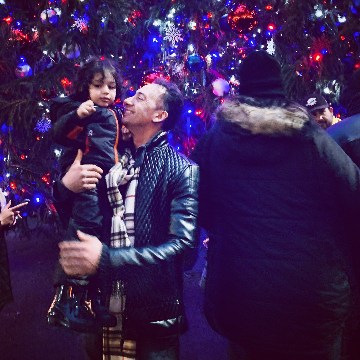 Got to spend some of the afternoon yesterday with my favorite 3 year old in Bryant Park! Blessed@bryantparknyc  #bryantpark #happyheart #sograteful #carloskeyes #livingmybestlife #nyc  #wintervillage #winteriscoming#cityliving#holiday#holidayshop#holidaymarket #blessedpic.twitter.com/xvA3RTfGSW – at Bank of America Winter Village at Bryant Park
