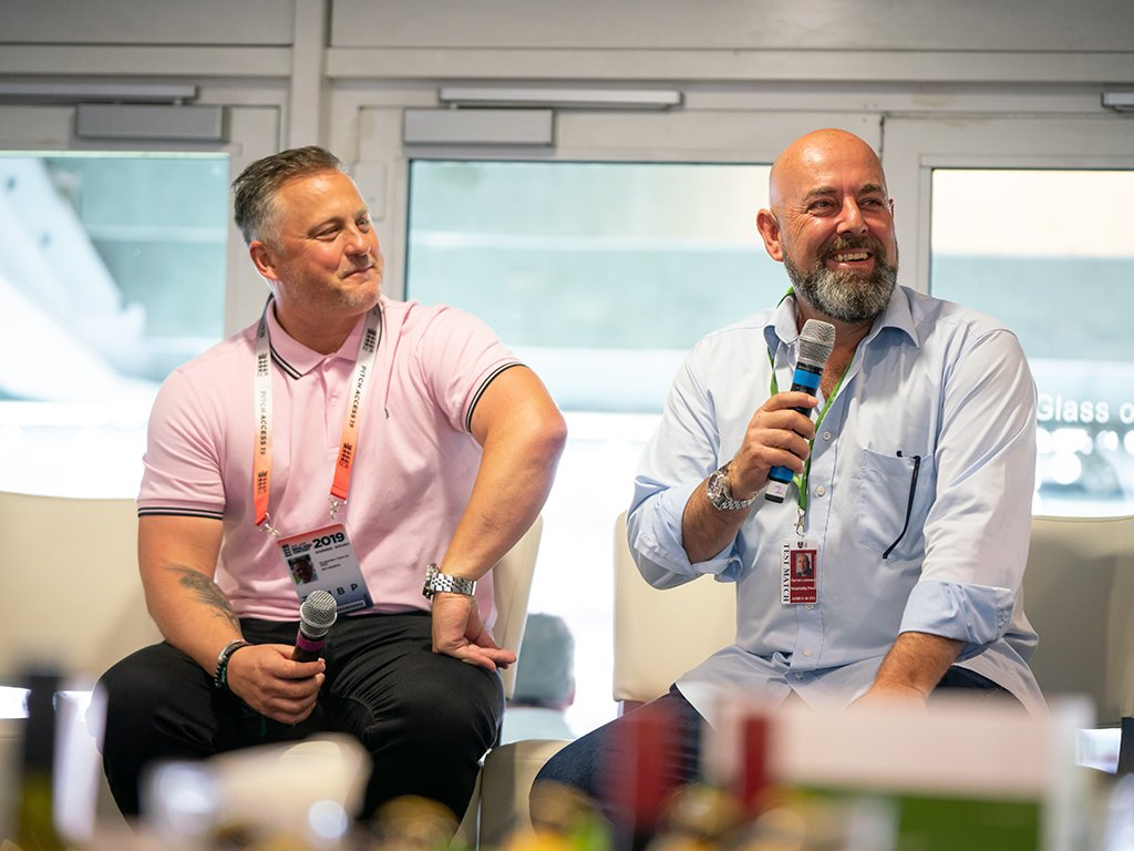 #Throwback to when we spent 3 days watching @englandcricket in #Ashes2019, eating a delicious 4 course meal & listening to @DGoughie @MichaelVaughan @darren_lehmann & @philtufnell analyse the game!How do you watch the cricket? Watch it with us ➡️http://ow.ly/cT9N50xBZ8L