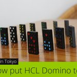 Image for the Tweet beginning: Webinar: Let's put #HCLDomino to