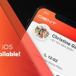 Image for the Tweet beginning: New #DENT iOS Version Released!
