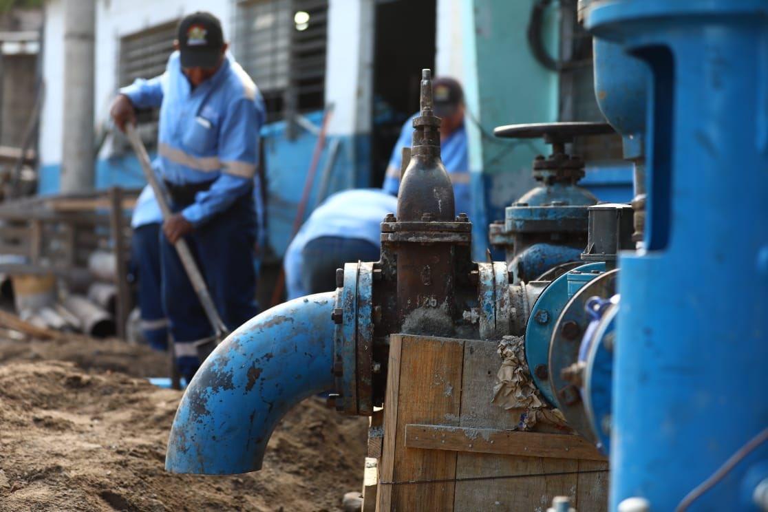 Soyapanenses lamentan falta de agua y falta de respuesta de ANDA