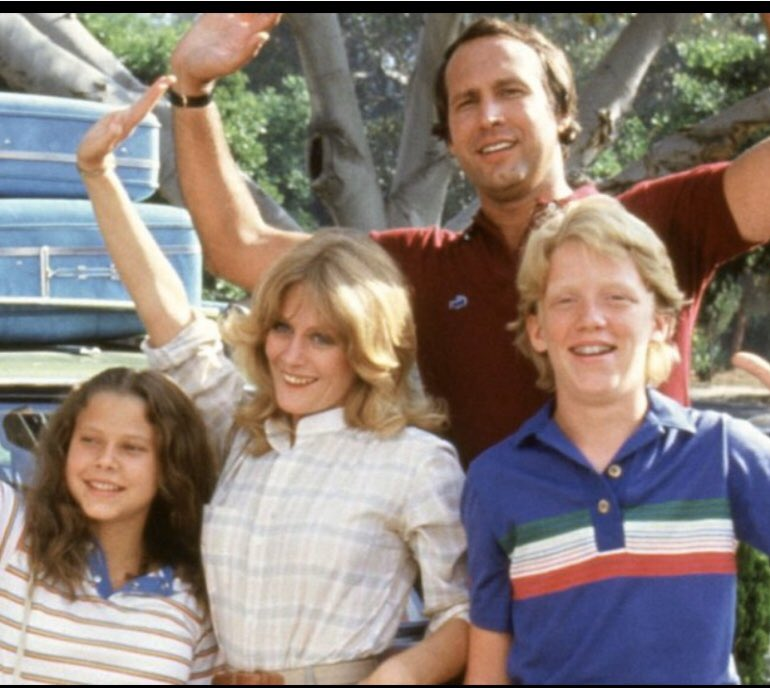 The Griswolds:  Beautiful Then & Now.  Love the 1980s?  OF COURSE You Do! Now Visit THE #1 Website: http://www.80sThen80sNow.com   #NationalLampoons @ChevyChaseToGo @EW #NationalLampoon #Griswolds #Griswold #Vacation #ChevyChase #Comedy #Movies #Movie #Film #Cinema #EntertainmentWeeklypic.twitter.com/sbJ6hhDPik