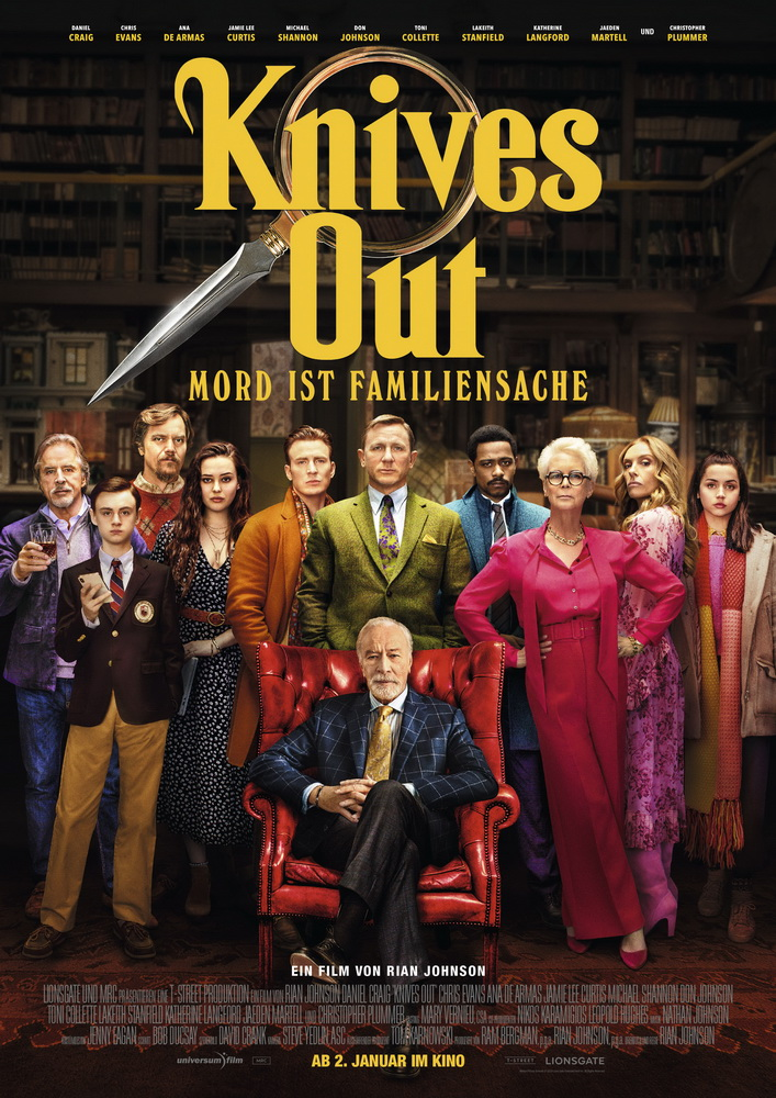 #KnivesOut