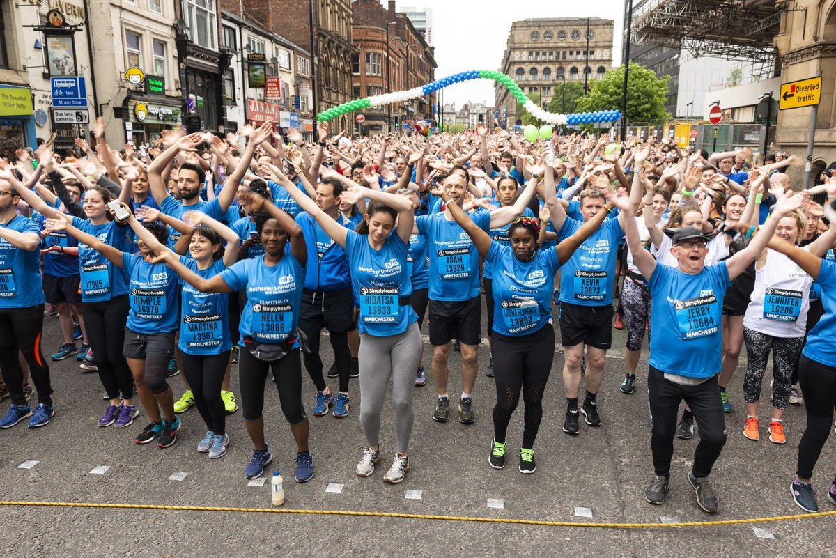 CALLING ALL STAFF! Crack that #NewYear fitness resolution once & for all!   Join #TeamMFT & be part of the third 'Blue Wave' at the @Great_Run #GreatManchesterRun on Sunday 24th May 2020. #BeYourGreatest, find out more and register here!    https:// buff.ly/2EJTh8n     <br>http://pic.twitter.com/B3M77WNIUq