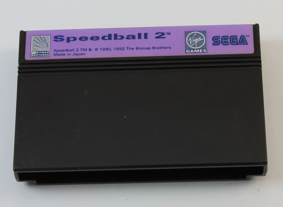 Back in Stock - #MasterSystem: #Speedball2 (2 photos) https://www.retro-games.co.uk/MasterSystem/Speedball_2_Sega.aspx …pic.twitter.com/y3H6W5RJv6