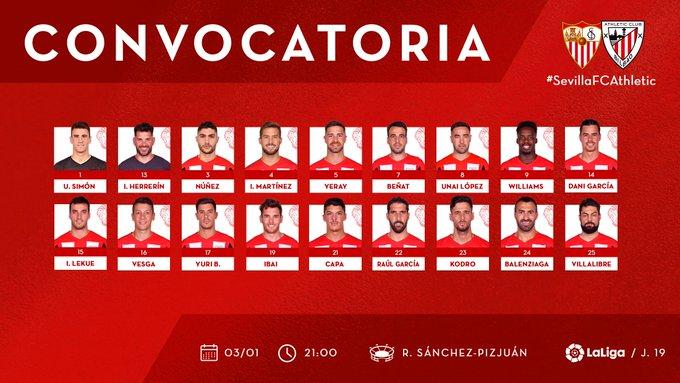 ENTOk5EWoAAhVtL?format=jpg&name=small Córdoba y San José fuera de la convocatoria para jugar ante el Sevilla - Comunio-Biwenger