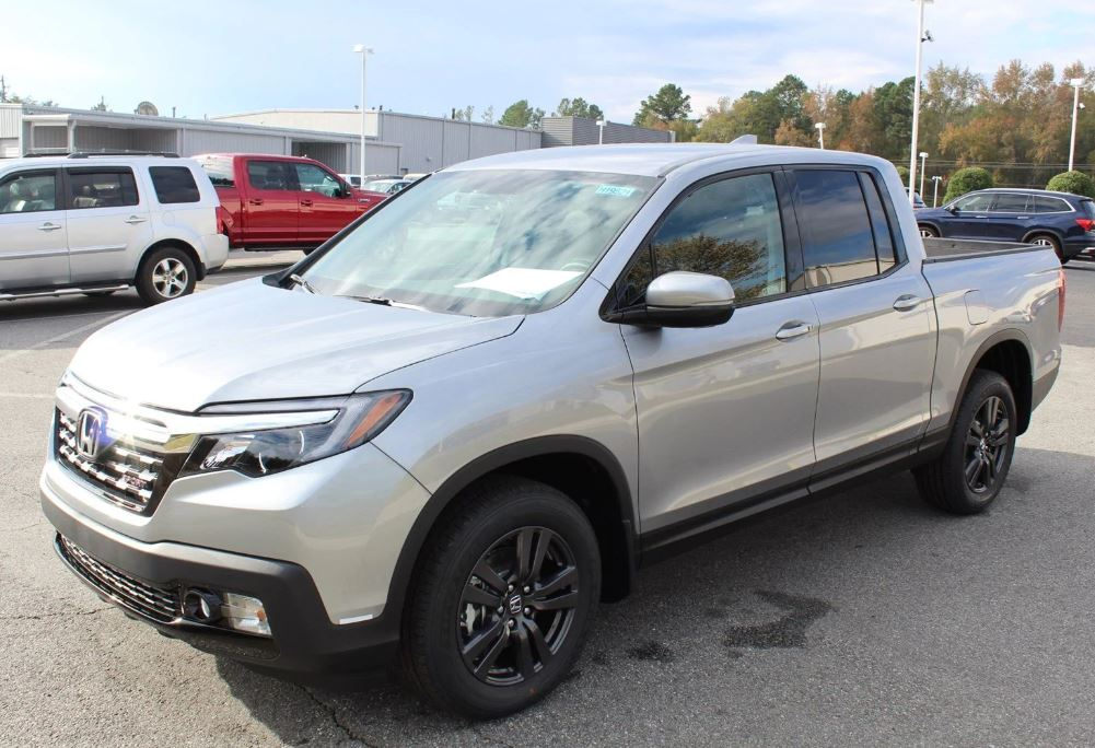 Start off the new decade behind the wheel of a rugged yet refined #HondaRidgeline from Butler Honda!