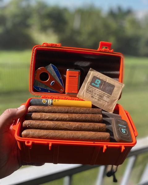"Cigar Caddy on Twitter: ""Loaded Cigar Caddy posted by: @cuervocigars .  Thanks for the tag. • #cigarcaddy #cigar #cigars #cigarsociety  #smokingbuddy #habanos #cigarlife #botl #cuervocigars #cuervocigarsllc  #xikar #cigaraficionado #botl #cigarcollector ..."