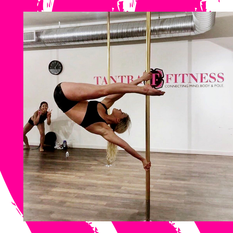 If you start today, you'll be 100% better than you were yesterday. #poleinspiration #poledancelife #polefitness #tantratutorialspic.twitter.com/5rqFfa6QUE