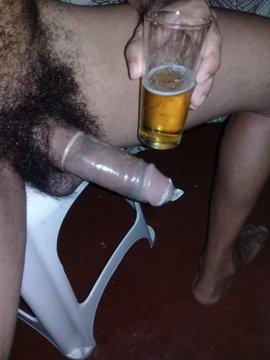borracho y verga