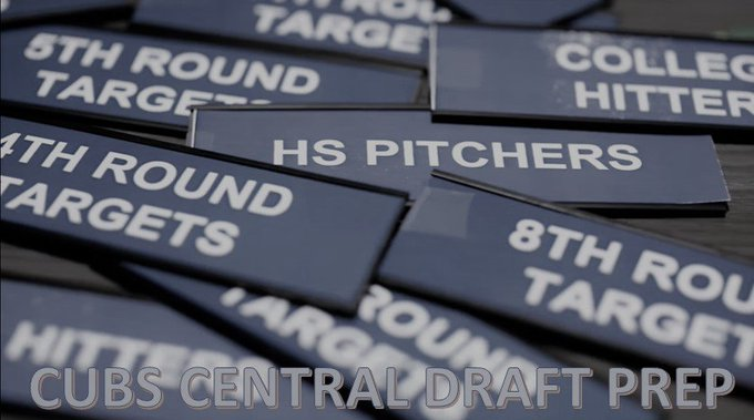 Draft Prep - Lots of Interesting Prep Bats Will Be on the Board at #16