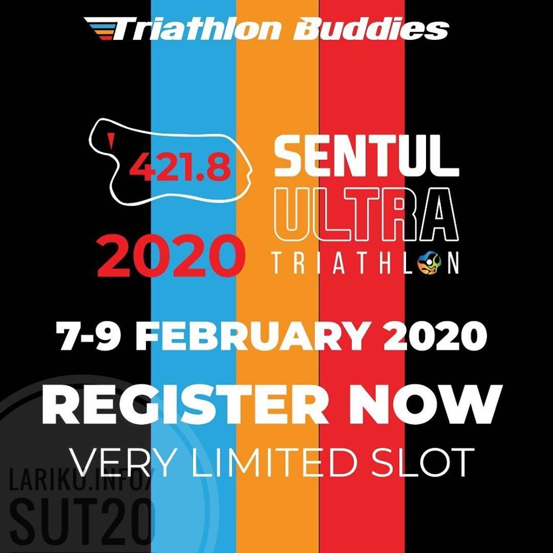 Sentul Ultra Triathlon • 2020