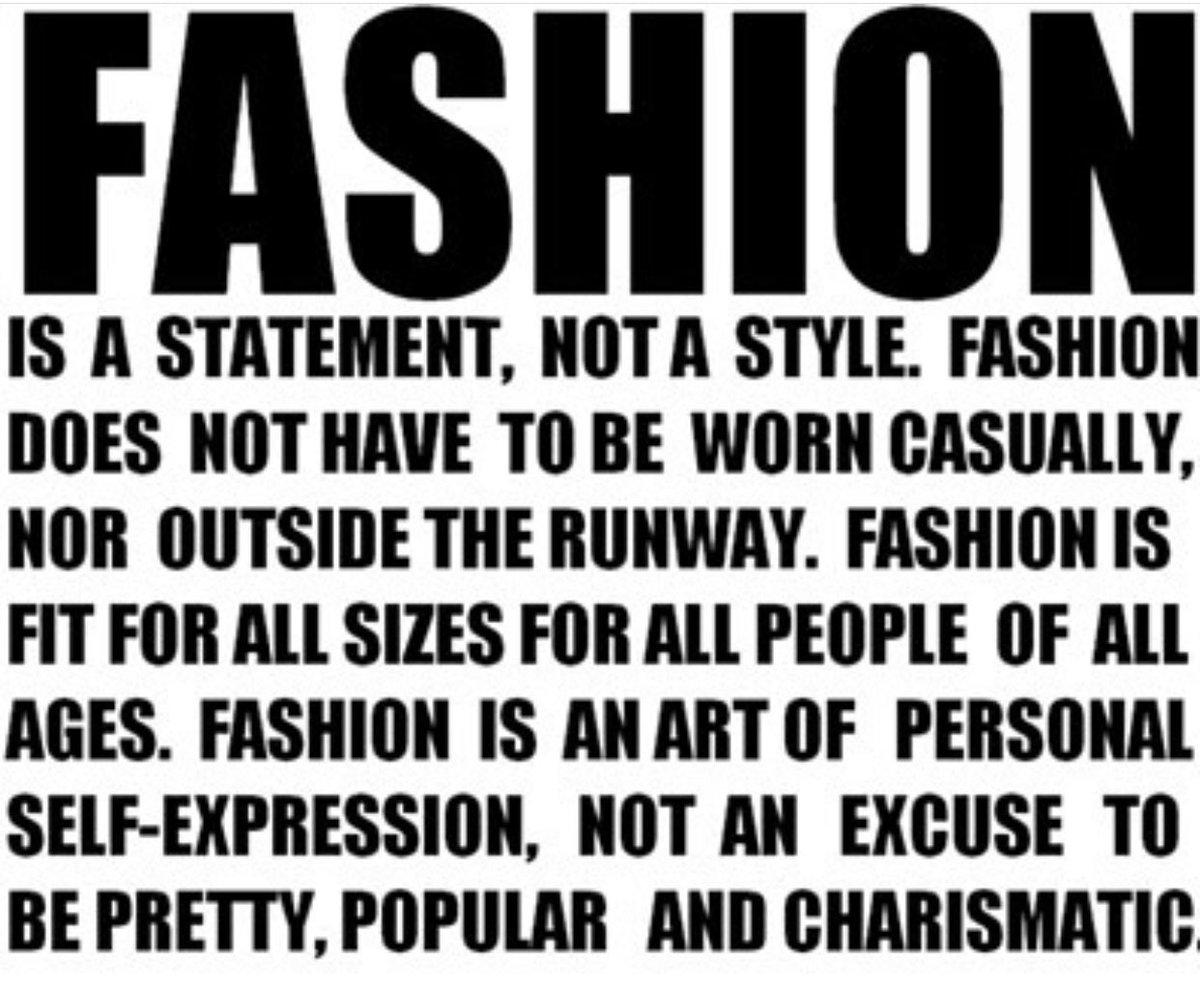 F•A•S•H•I•O•N•#Fashion #FashionBlogger #Style #MakeYourStatement #MakeYourFashionStatement #WhatsYourStyle #ShowYourArt #NoRulesToFashion #FashionRulespic.twitter.com/4J2Rn64aCC