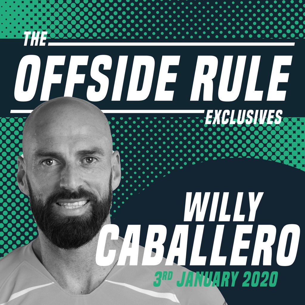 ‼️ EXCLUSIVE ALERT ‼️   Chelsea goalkeeper Willy Caballero joined @kaitborsay and @lynseyhooper in our latest podcast to discuss his time at Boca Juniors, his family life and playing with @ChelseaFC youngsters!   Listen now 👉