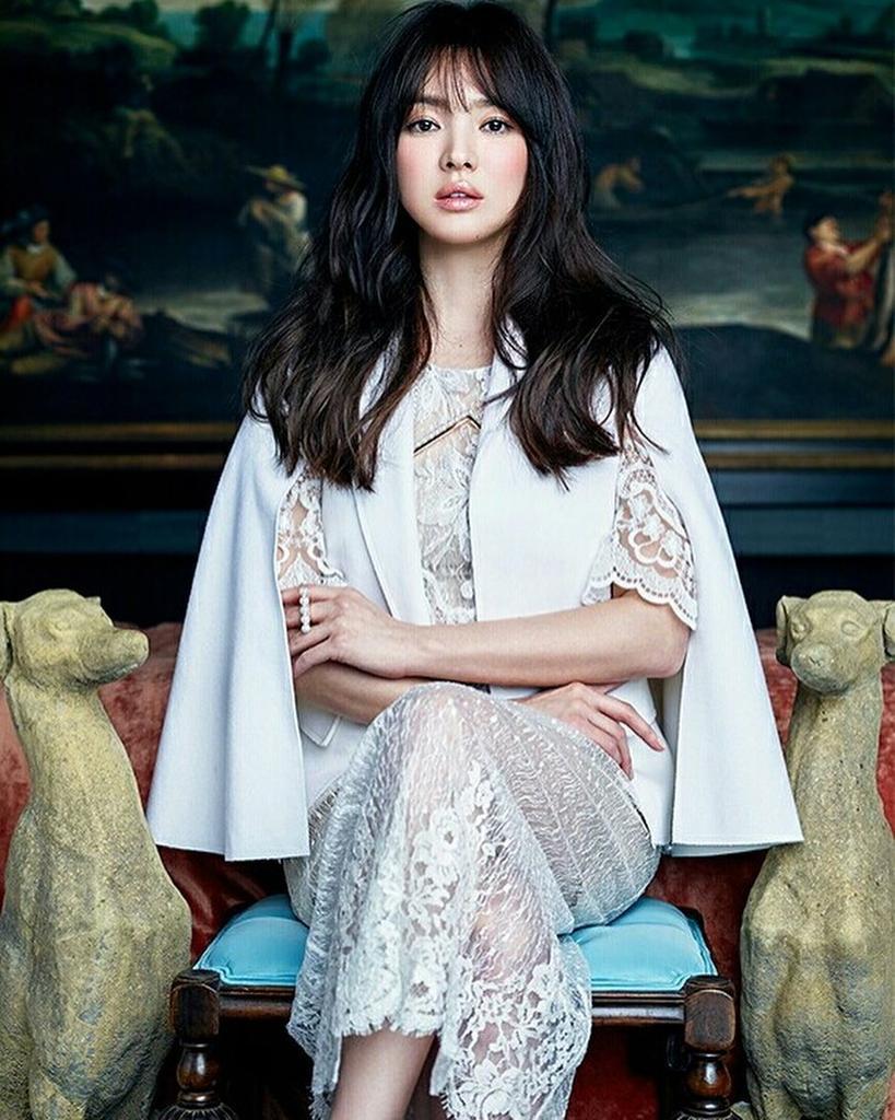 song hye kyo latest news - 579×750