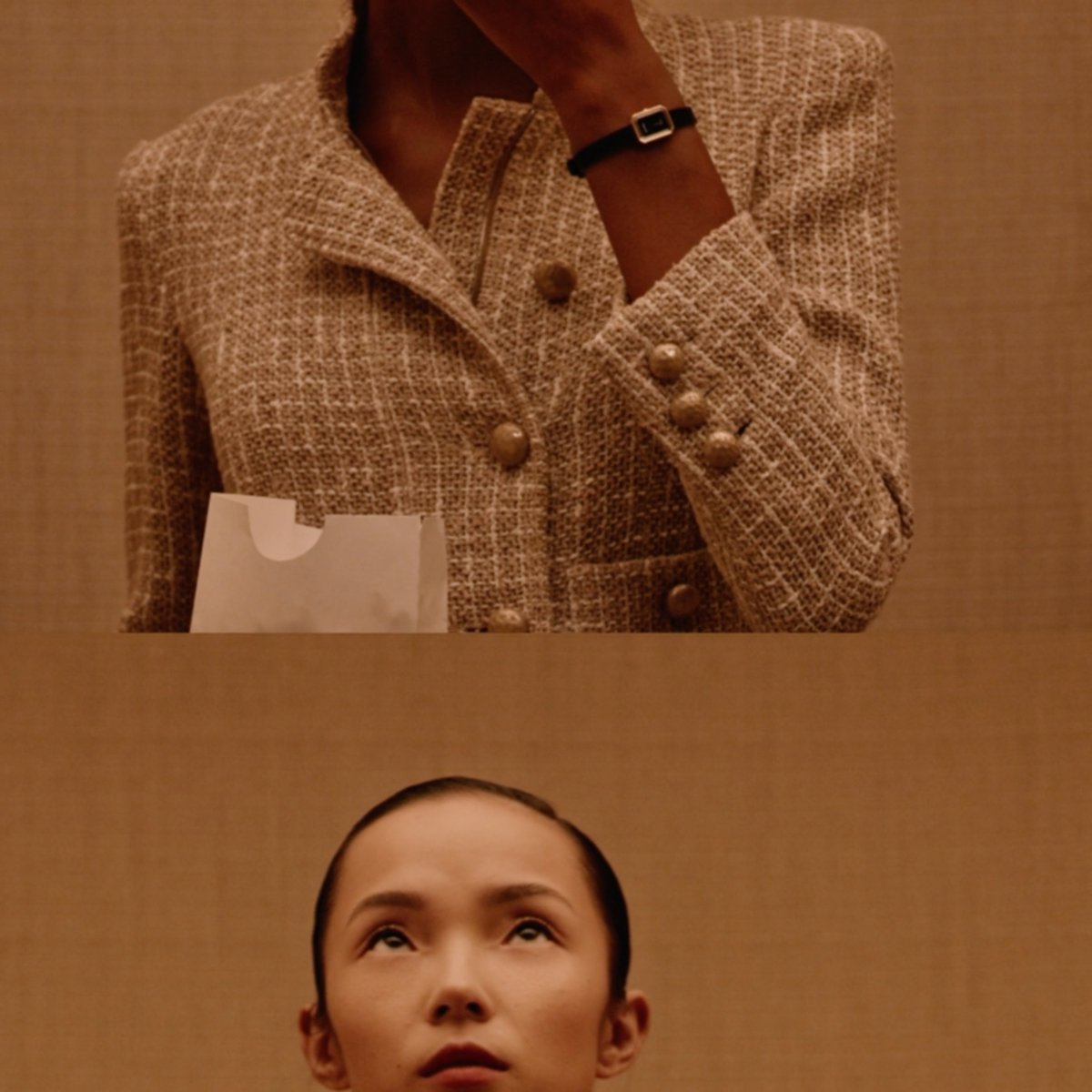 Xiao Wen Ju, Imari Karanja – the Moon, please.  #CHANELOverTheMoon #CHANELFineJewelry