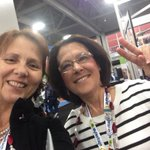 Image for the Tweet beginning: What great about #RootsTech? Meeting