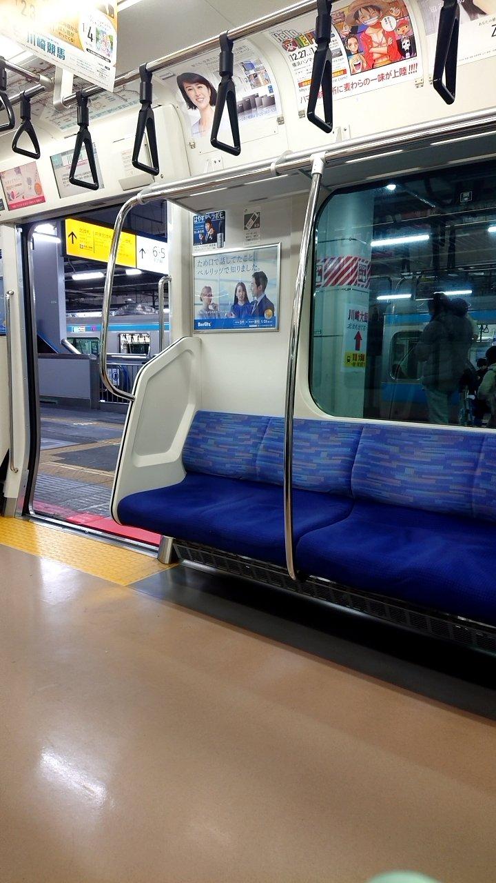 画像,川崎駅蒲田駅間の人身事故で京浜東北線見合わせ  再開見込み19:30 https://t.co/hYUwssJh56。