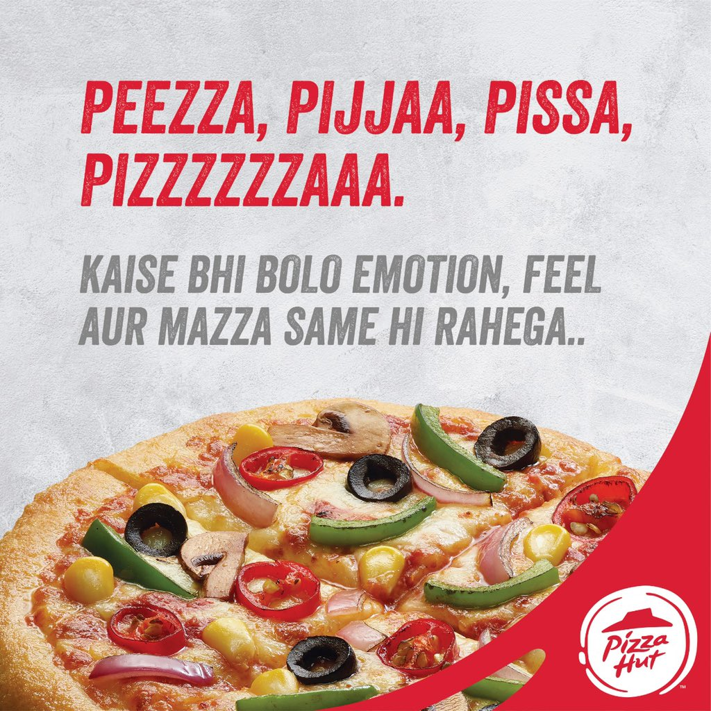 Arz Kiya Hai... PizzaHutJavenge https t.co gVCdb2faPC
