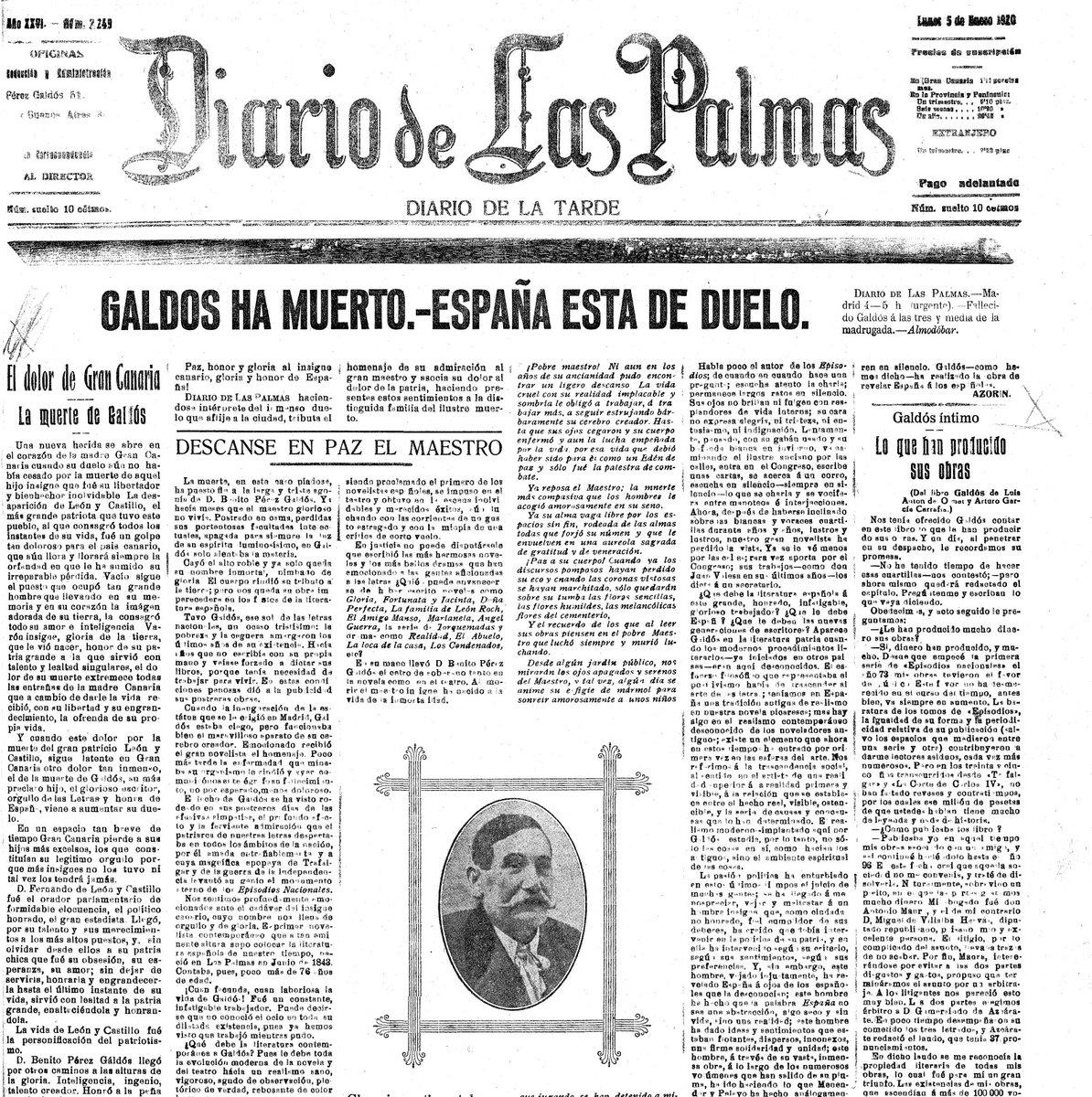 Ies Pérez Galdós Iespg Twitter