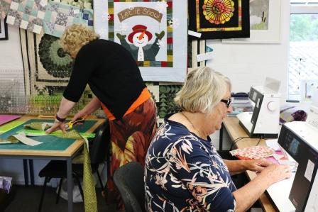 New hobby for the new year? Quorn Country crafts have a number of workshops available from 'patchwork and quilting' courses to 'beginning to binding' courses.  See all their courses here: http://bit.ly/39zsOIHpic.twitter.com/TxxNcRKvgf