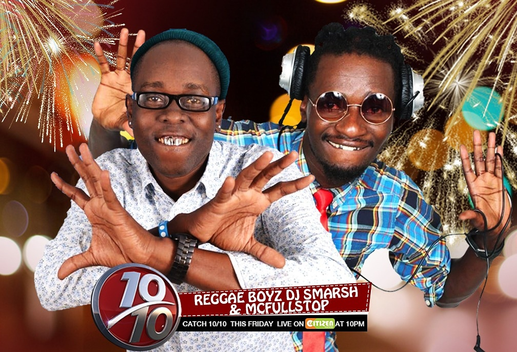 Tonight @citizentvkenya #10over10citizentv tune in and ring the bell with the #reggaeboyzpic.twitter.com/l8sGI8Ac1A