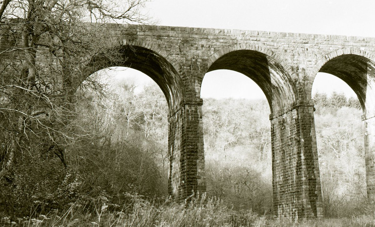 A couple of gorgeous images of local viaducts from the Study Skills module. These are by Samantha Watson. #photographydegree #coleggwent @maria_retter @coleggwentpic.twitter.com/ChCz5IUmKa
