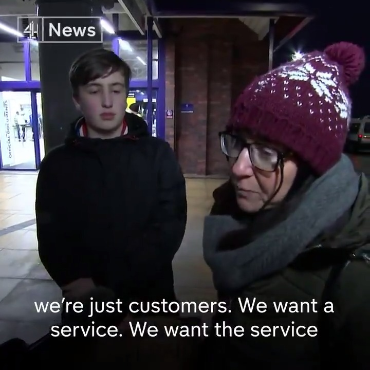 """""""People from small working class communities like ours don't have opportunities because they can't get to jobs in the city."""" In Bolton, passenger-turned-rail activist Petra says that people like her """"need to be able to get out of town and they can't""""."""
