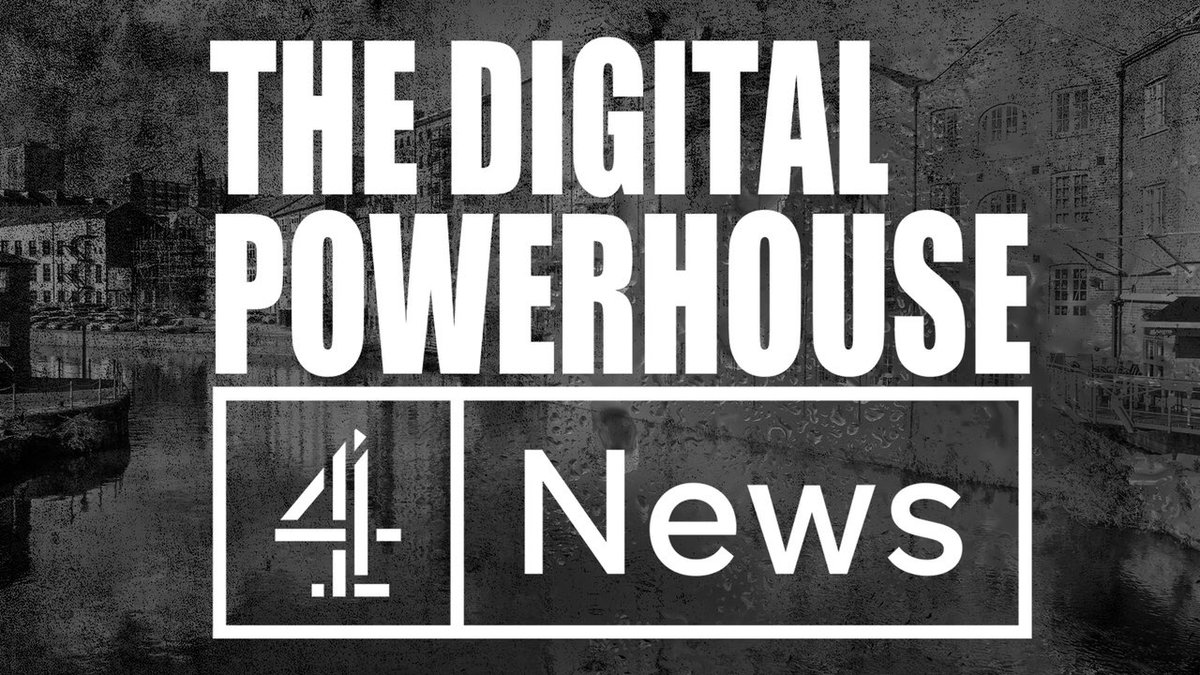 Great to be back @Channel4News with a new year, decade, news agenda and a long planned new newsroom, studio and #4newsdigitalpowerhouse to open later in the year in #Leeds.