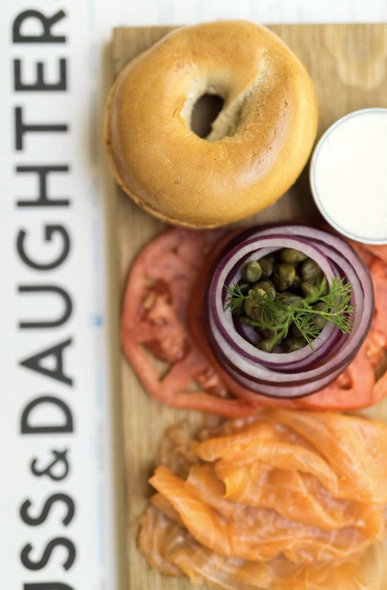 Back to regular business hours at all Russ & Daughters locations today! Delivery in NYC and shipping nationwide.
