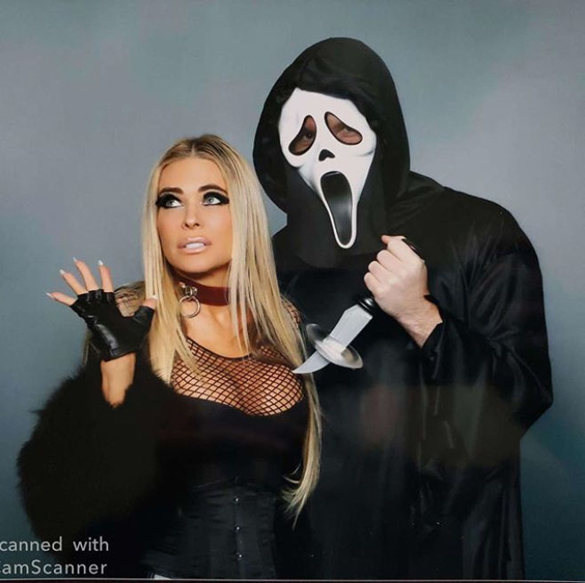 Carmen Electra On Twitter Scary Movie 2020