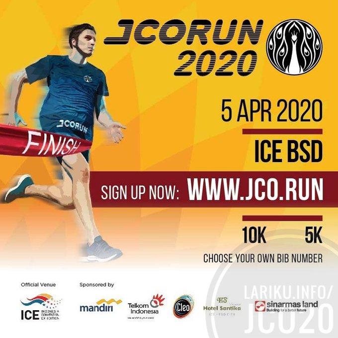 Jco Run • 2020