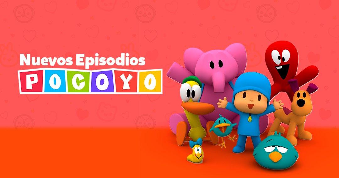 ¡#Pocoyo está esperado que su pequeño viva nuevas aventuras en PlayKids!   El dibujo trabaja temas infantiles de una manera lúdica, divertida y muy colorida. Disfrute los nuevos episodios al lado de su hijo!  ¿Todavía no tienes la App? Descárguelo ahora: https://t.co/xKqams3mMf https://t.co/NjFdmragaq