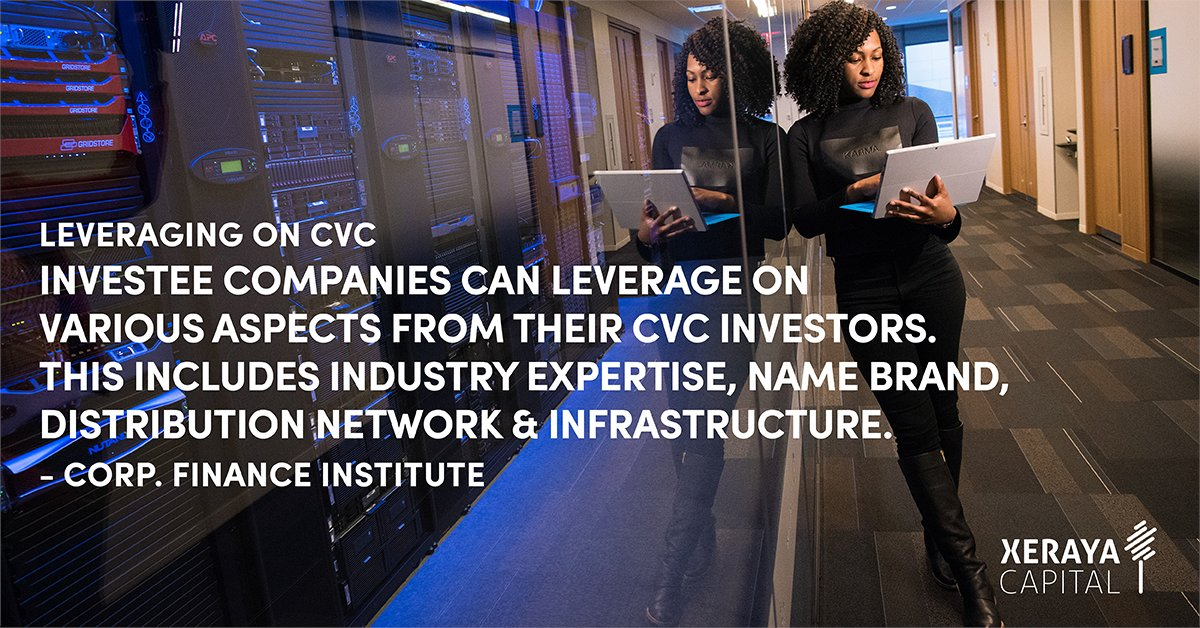 When done right, #CVC can be an absolute win. Read more: https://lnkd.in/fdrsJRB  #XerayaCapital #corporateventurecapital pic.twitter.com/YVptAWI7jL