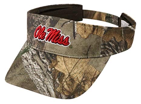 Hey, @Lane_Kiffin, we need to get some @Realtree on that visor game. Whatcha think about this look? @OleMissFB