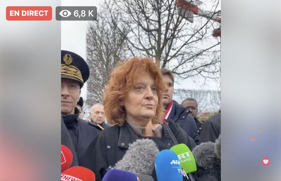 🔴 DIRECT - Attaque au couteau à Villejuif, les dernières infos avec @RemyBuisine sur place : facebook.com/brutofficiel/v…