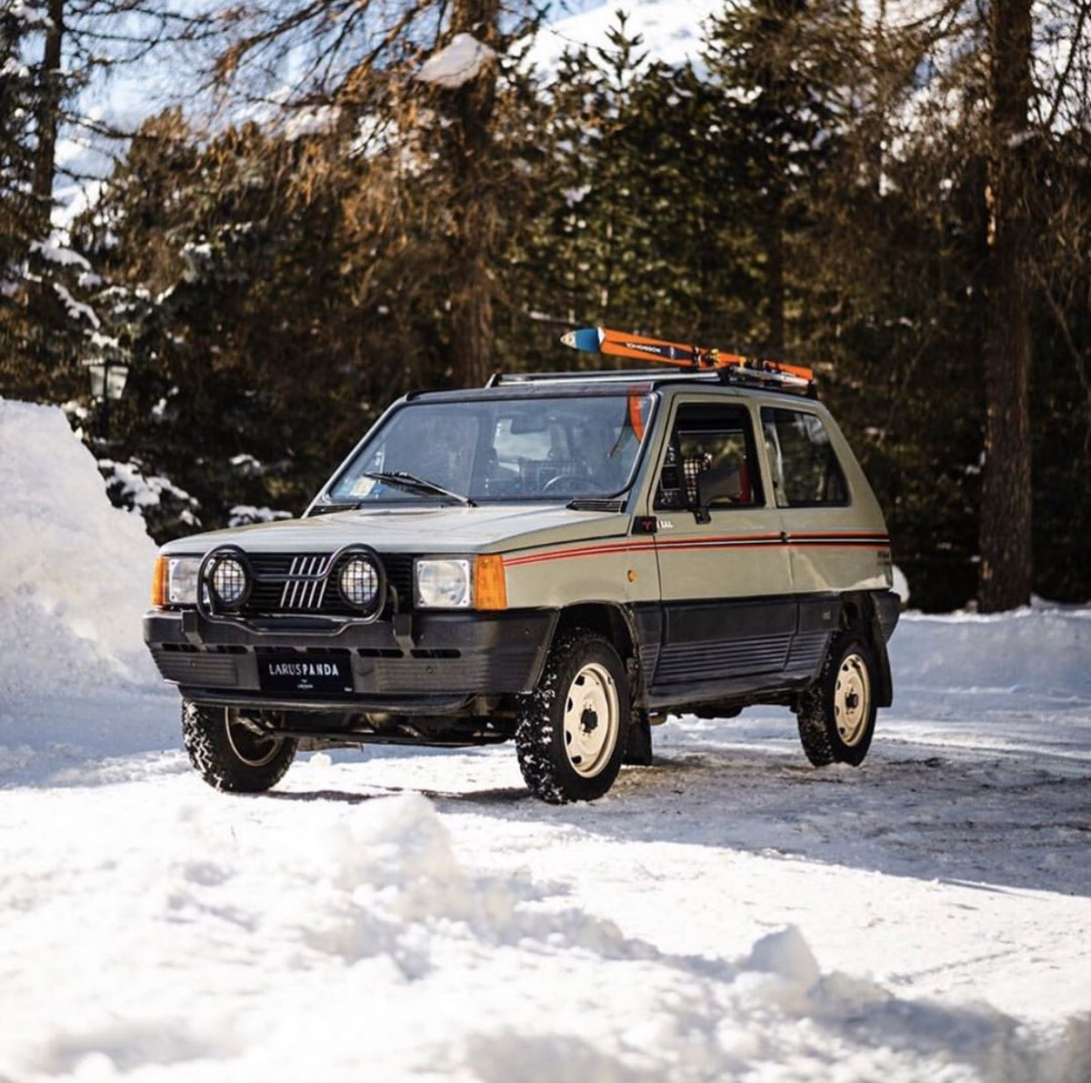 Keepin Classic On Twitter Keepinclassic Fiat Panda Fiatpanda Panda4x4 Classicfiat Retrofiat Modifiedfiat Fiatpanda4x4 Offroader Goeverywhere Fiatclassic Https T Co Wjagiv7hln