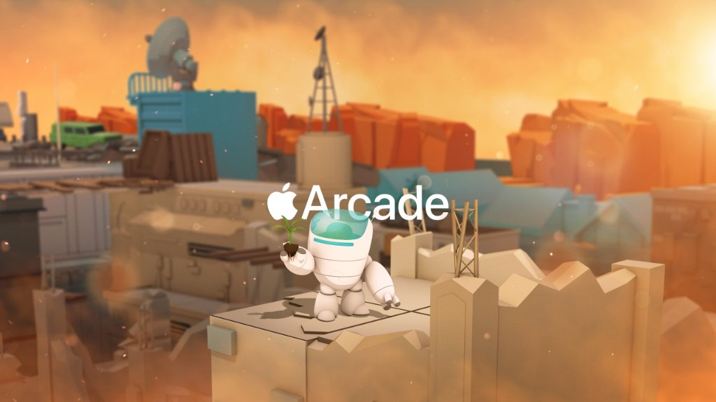 Apple Arcade On Twitter Suit Up In This Post Apocalyptic