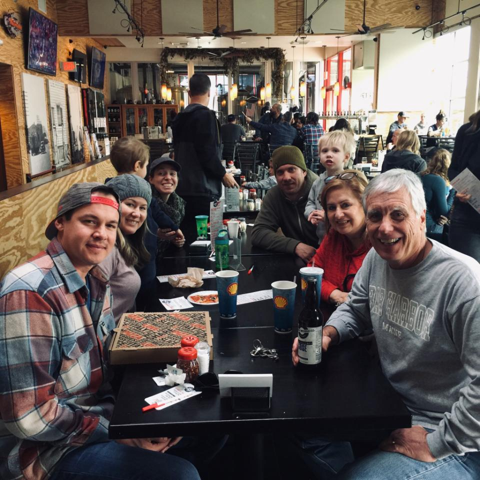 Happy New Year! It was a packed house this past weekend and we were happy to celebrate it with Robert Nelson and his family for his birthday. We hope to see you this first weekend of the new year.  . #garagebrewingco #garageclub #drinklocal #visittemecula #2020 #cheerspic.twitter.com/W2O5pC7Hel