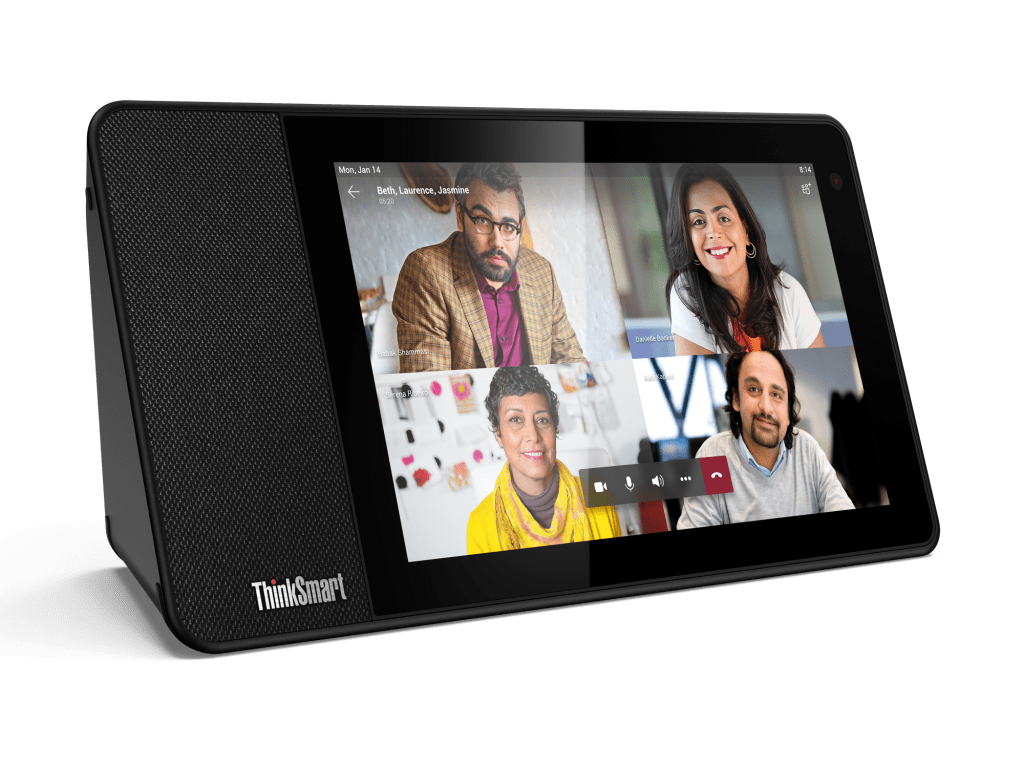 Lenovo is bringing smart displays to the office with a Microsoft Teams device by @bheater