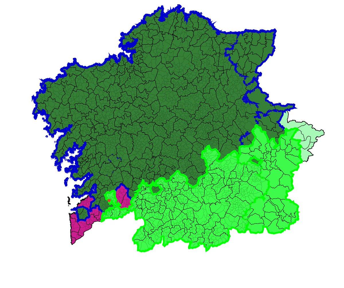 02/02/2028, #Mondarizbalneario, antes baixo o control de Eume, cae en mans de #Verín. A defensa que @pablofraguela organiza en Mondariz-Balneario (Nosa Señora de Lurdes) foi insuficiente.