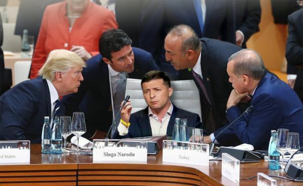 """Зеленський: Готовий їхати до США з офіційним візитом """"завтра"""", якщо це дасть змогу домогтися чогось конкретного для України - Цензор.НЕТ 6872"""