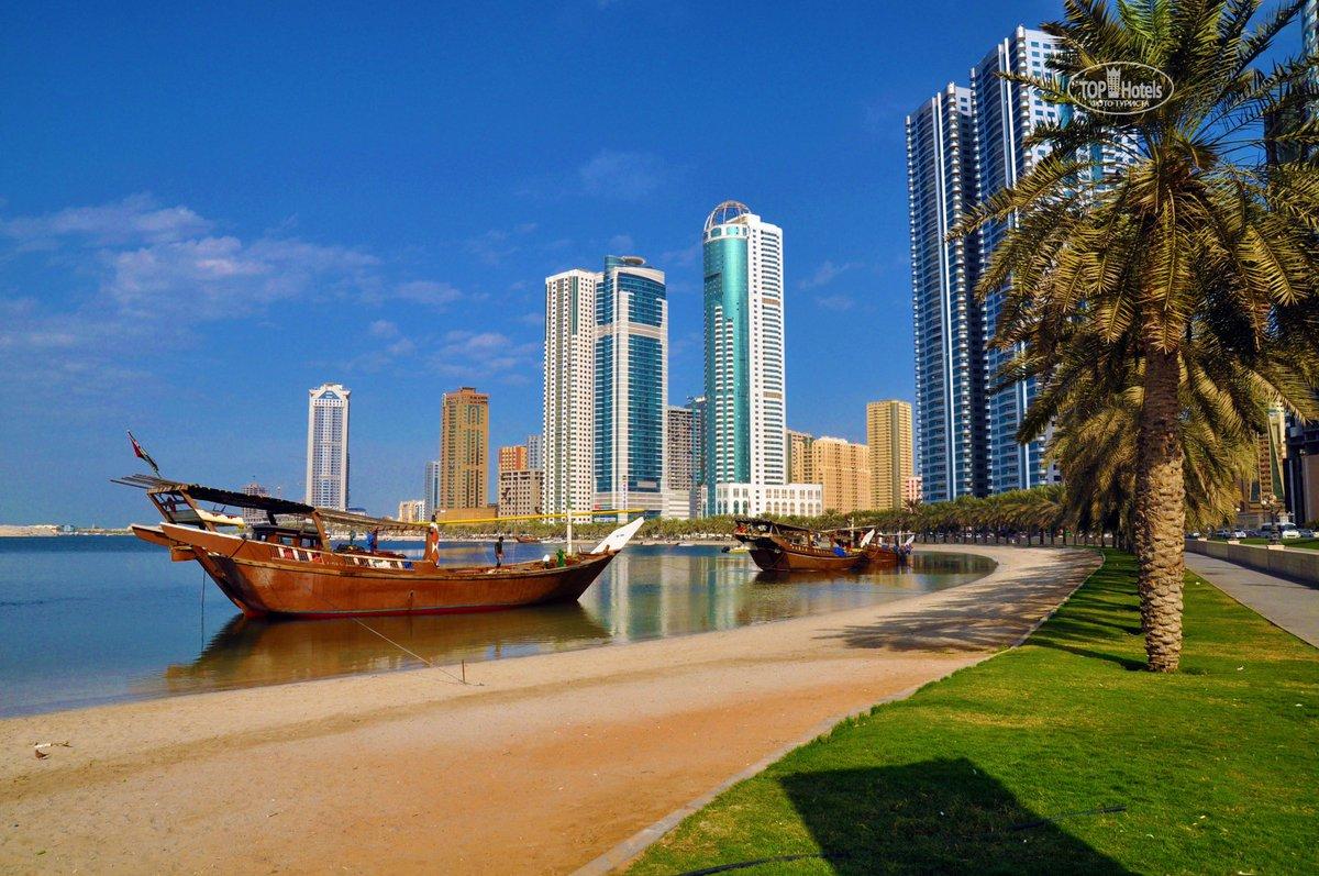 арабские эмираты город шарджа фото этого вырезала