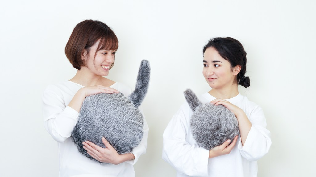 A smaller, cheaper version of Qoobo, the robotic cat pillow, is on the way https://tcrn.ch/2ZMmf13 by @bheater