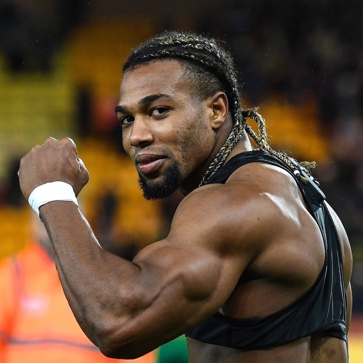 Football Factly On Twitter Adama Traore I Don T Do Weights I Know It S Hard To Believe I Do Zero Weights It S Genetic I Do Some Exercises But Not Too Much Either