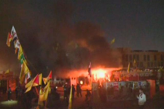 Nuevo ataque de EE. UU. contra proiraníes en Irak antes de funeral del general Soleimani https://buff.ly/39CeUWi
